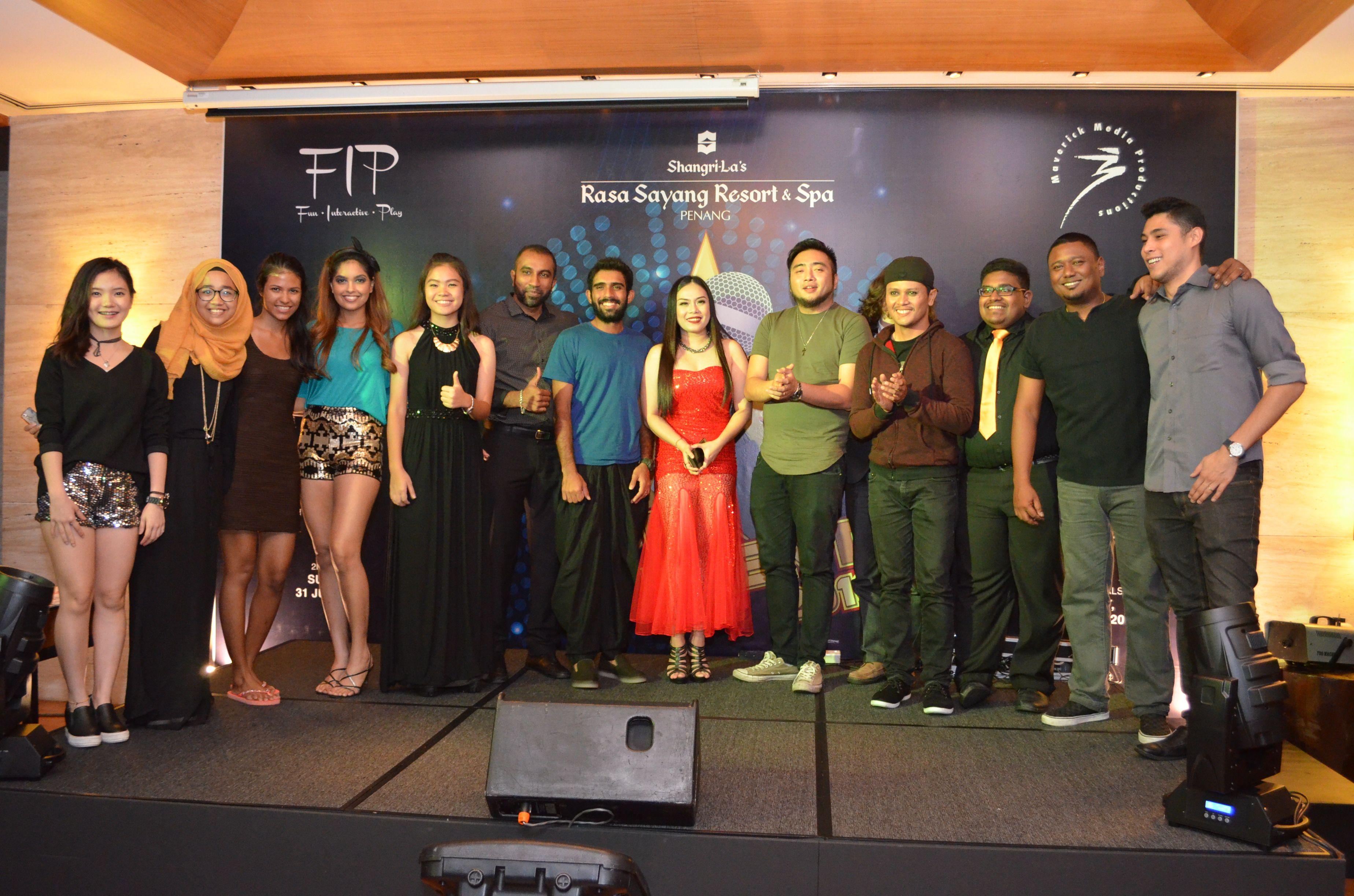 Grand Finals on 28 August 2016 #rasasayangresort
