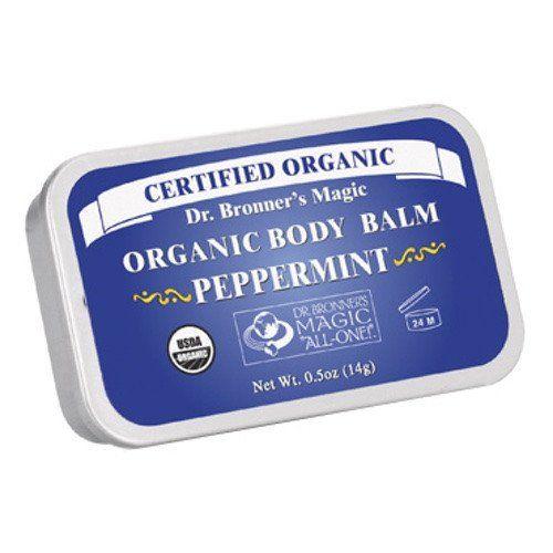 Bálsamo Orgánico Corporal de Menta - Peppermint Organic Body Balm - Oianora