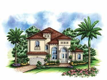 Mediterranean Mediterranean Style House Plans Mediterranean House Plans Mediterranean Homes