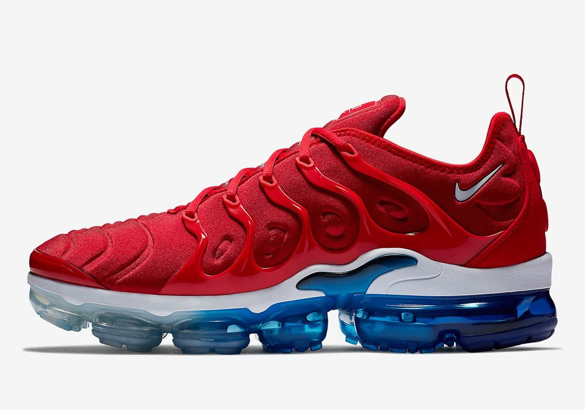 91465acb76dc0 Nike Vapormax Plus Firecracker Is Available Now