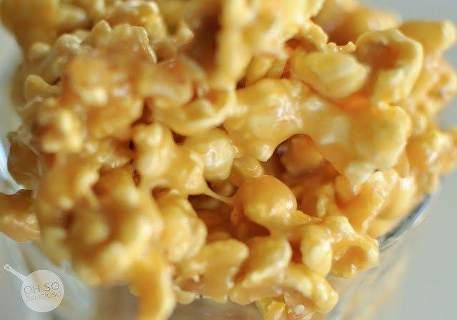 Doxey Caramel Popcorn | Oh So Delicioso