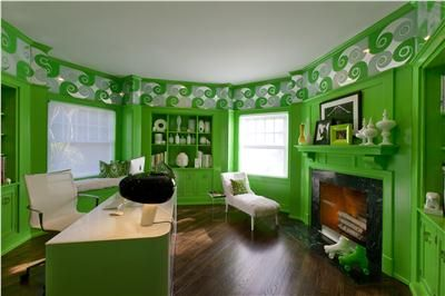 Love This Grass Green Study By Guillaume Gentet Nyc