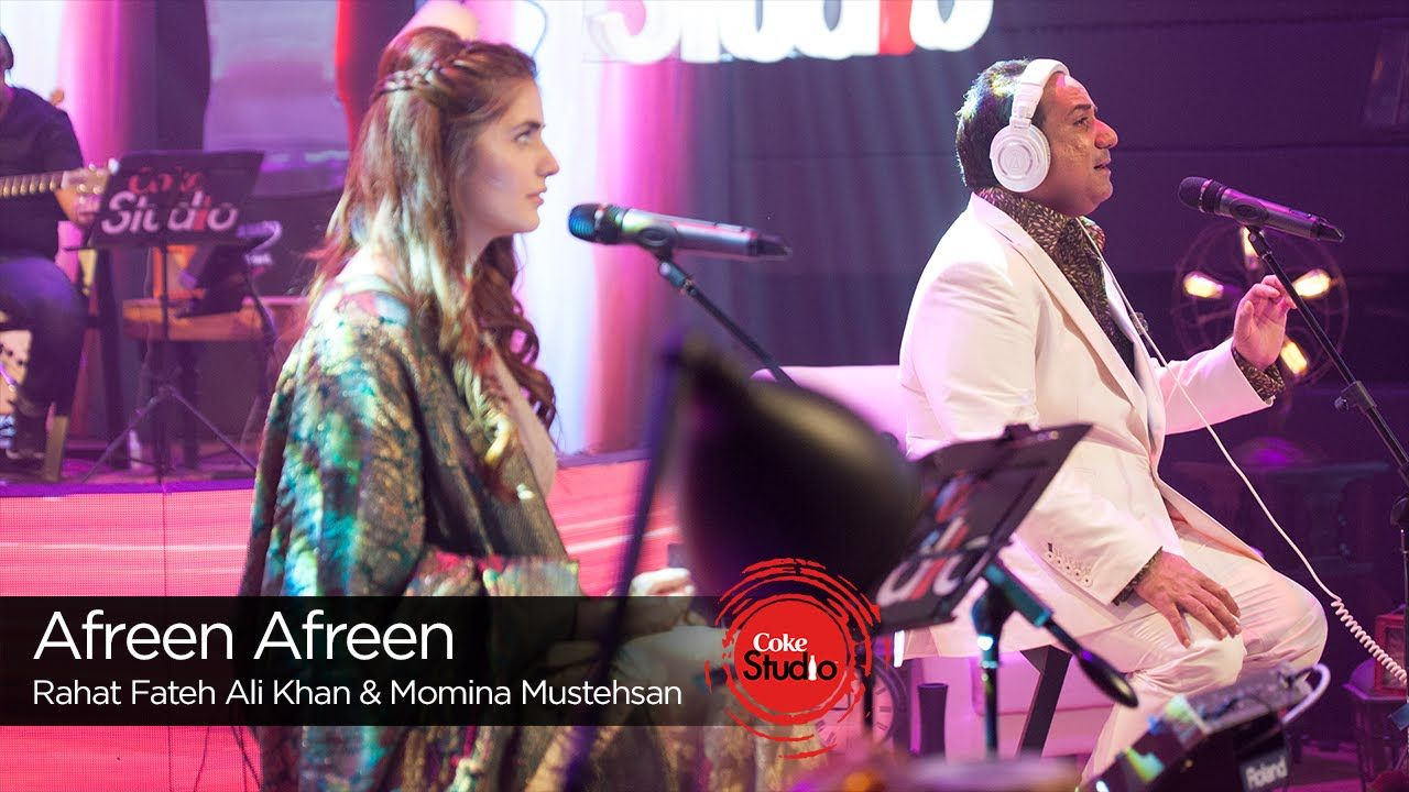 Afreen Afreen Rahat Fateh Ali Khan Momina Mustehsan