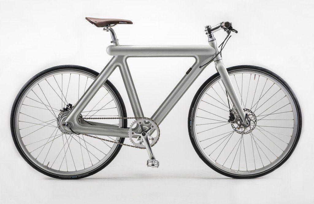 Pressed Bike Von Leaos Unsichtbarer Antrieb Auffalliger Rahmen E Bike Neuheiten Fahrraddesign Radfahren