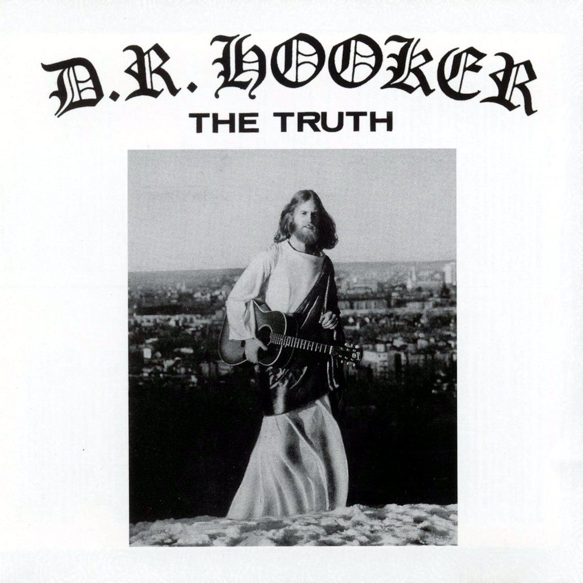 D.R. Hooker - The Truth (1972)