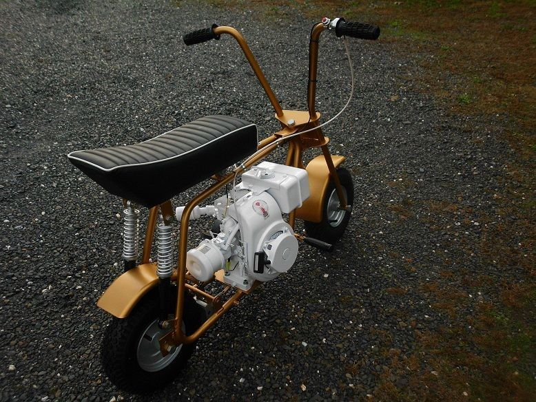 Details about Briggs and Stratton 3HP With Chrome Package Vintage
