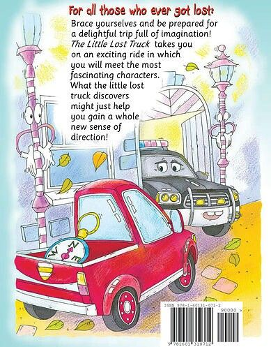 The Little Lost Truck synopsis