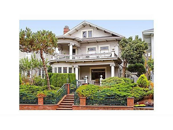 1909 Queen Anne Seattle Wa 819 950 Old House Dreams Queen Anne Victorian Architecture