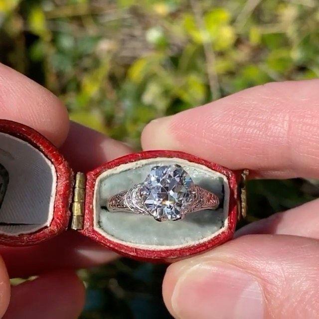 0.46 total carat weight, G color, EX cut, VVS2 clarity