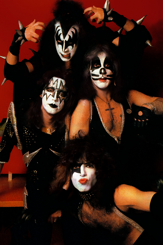KISS c.1976