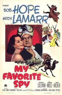 Watch My Favorite Spy Full-Movie Streaming