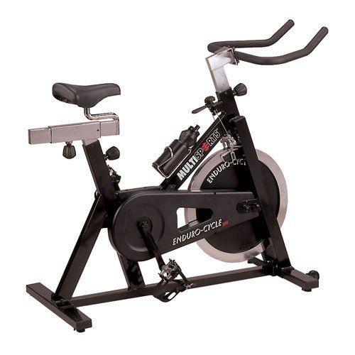 619 00 The Multisports 200 Commercial Training Exercise Bike Is