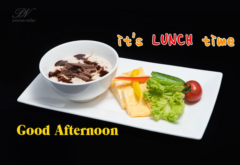 Enjoy Your Lunch