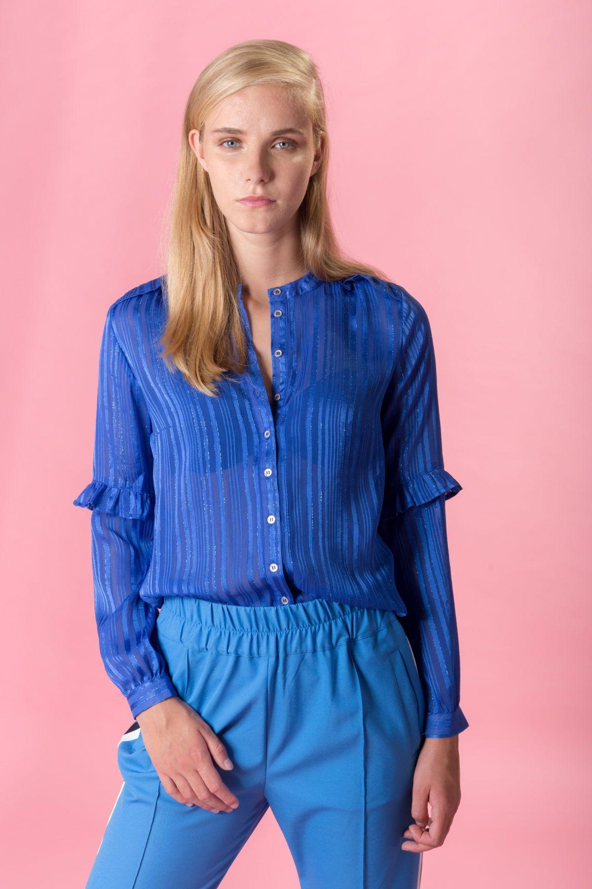 66942409 Venetta blouse Co'couture | FEMME & FIERCE AW18