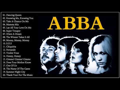 abba greatest hits full album 2018 - best of abba songs playlist