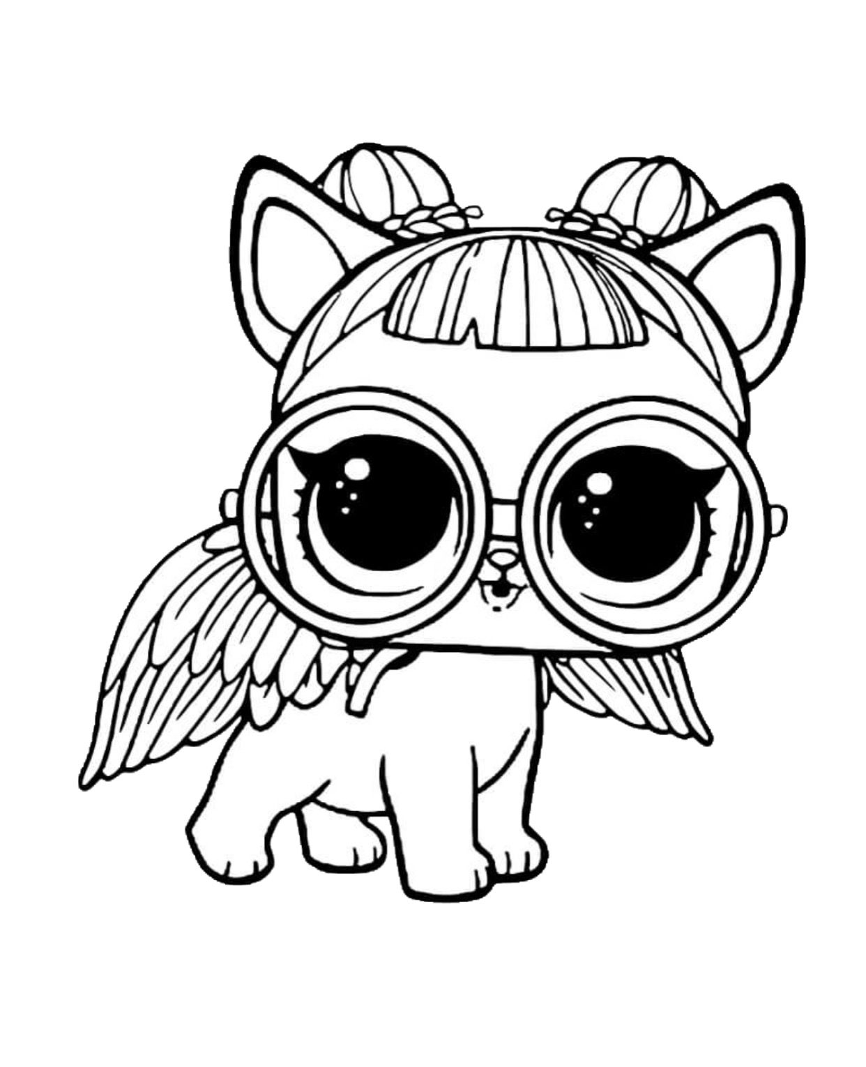 36+ Printable lol pets coloring pages ideas