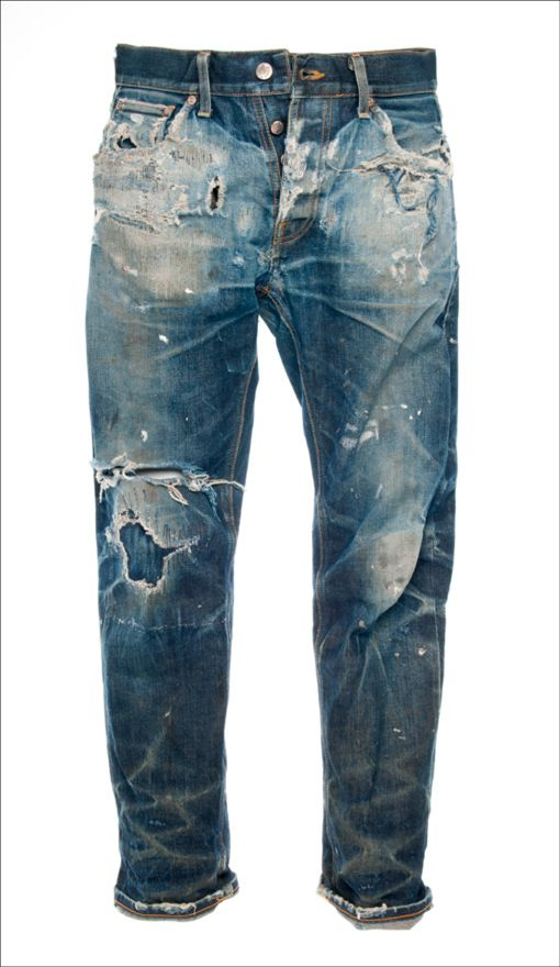 4473f331 Stone Mason Replica #NudieJeans Nudie Jeans, Jeans Pants, Denim Jeans, Ripped  Jeans