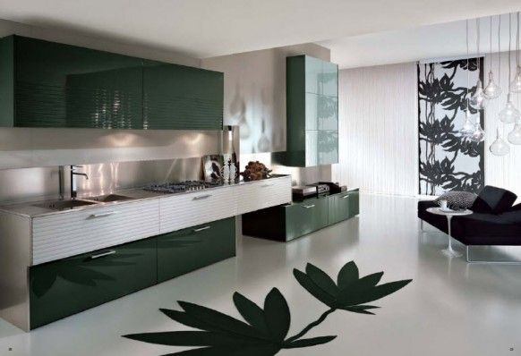 Luxurious Kitchens from Pedini You must click on the pic for much