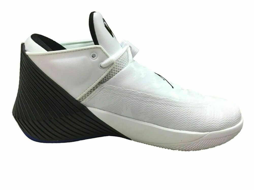 Nike Jordan Why Not Zero 1 Low Tb Mens Basketball Shoes White