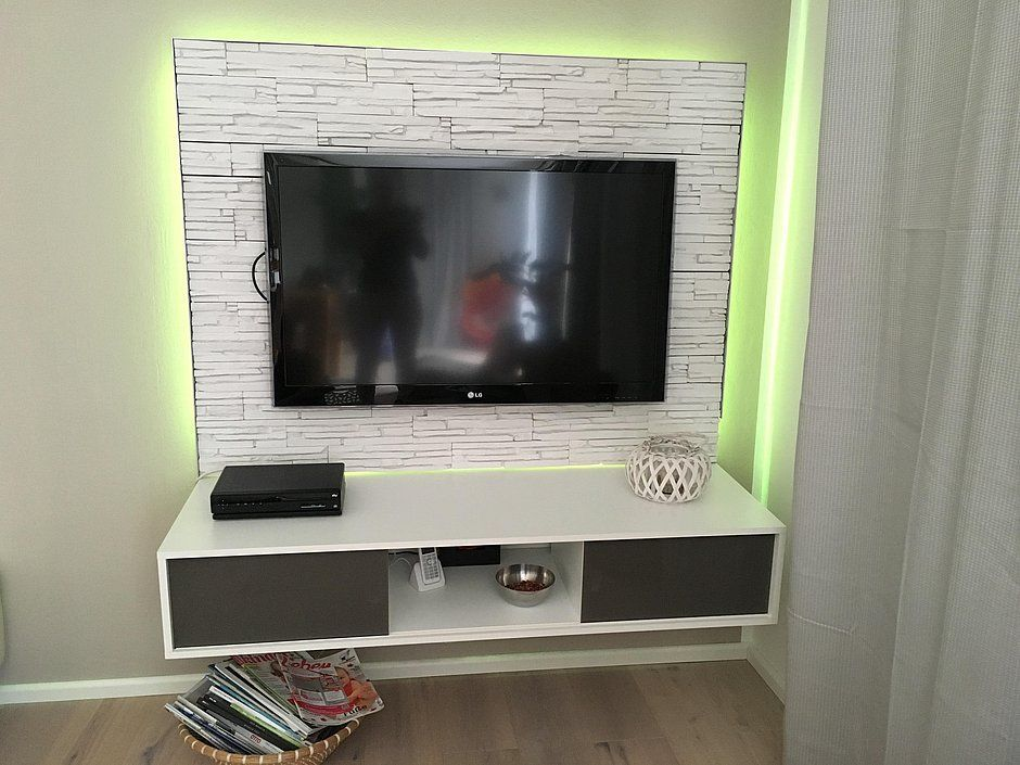 40+ Tv wand mit led beleuchtung 2021 ideen