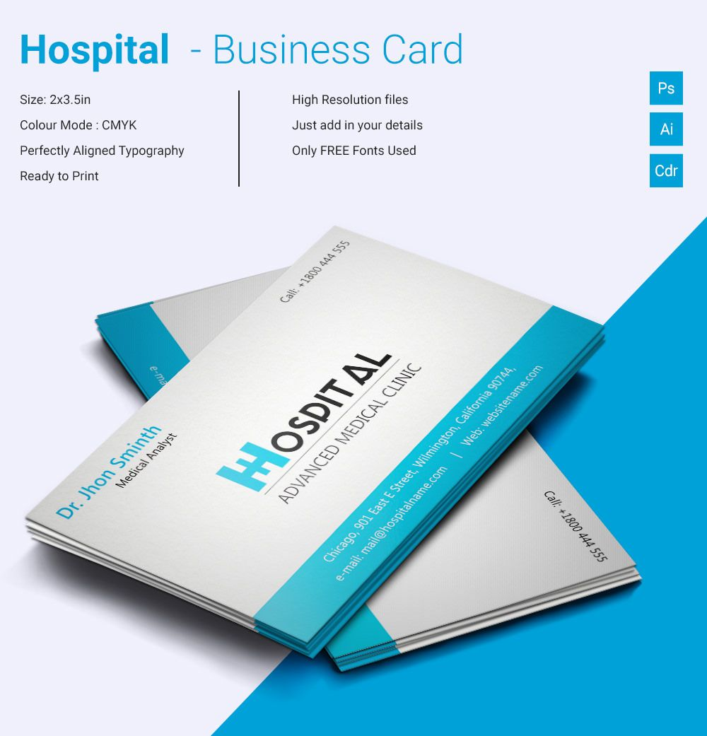 Business cards are a great advertising accomplice. For a positive ...