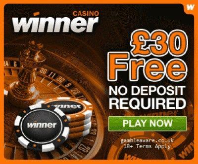 Winner casino no deposit bonus terms play free games of poker