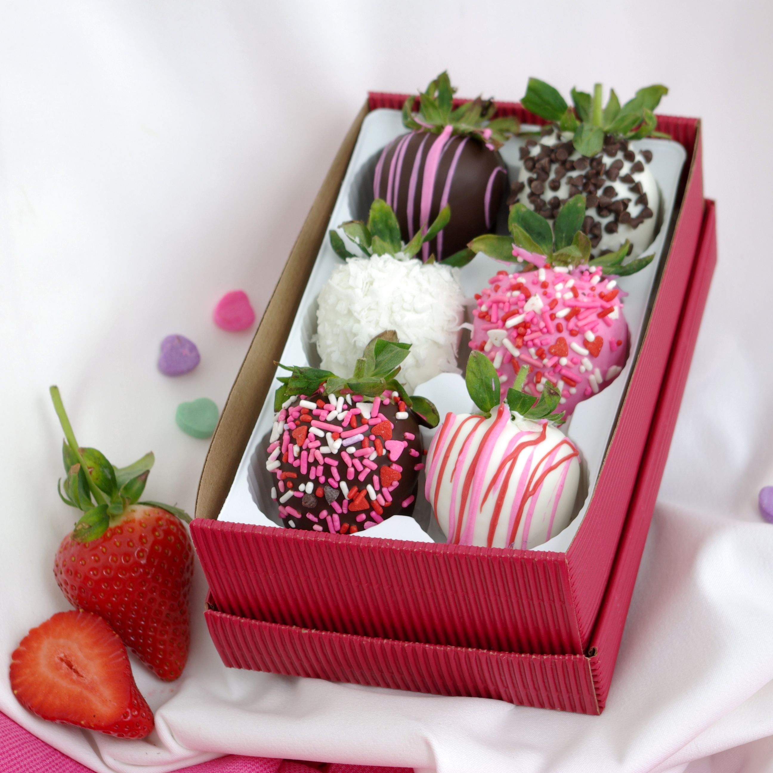 Cute Chocolate Covered Strawberries Chocolate Covered Strawberries Chocolate Covered Fruit Chocolate Strawberries