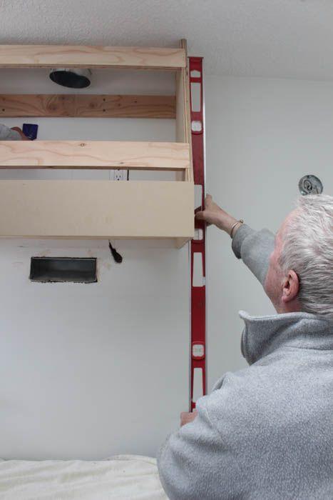 How To Build A Diy Range Hood Fan For A Broan Insert With Images Range Hood Fan Hood Fan Range Hood