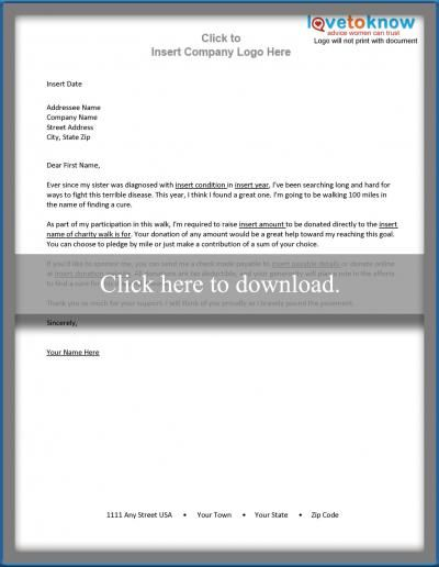 Individual Sponsorship Letter fighting domestic violence Pinterest - sponsorship letters