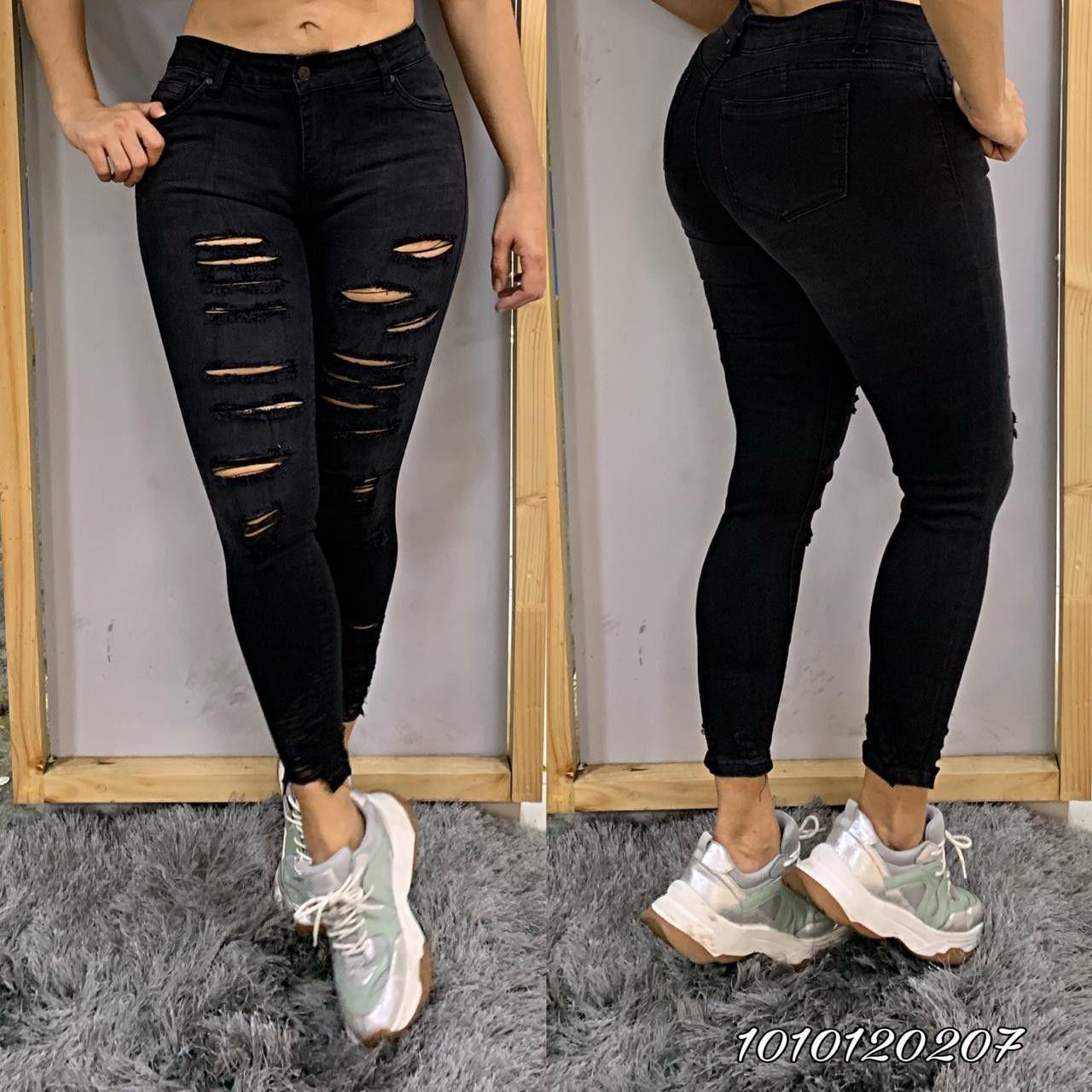 Pin En Jeans Dama