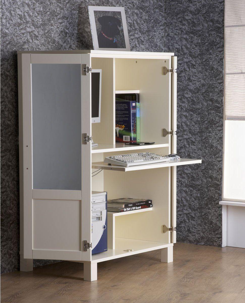 17 Interesting Hideaway Computer Desk Pic Ideas | Home DIY ...