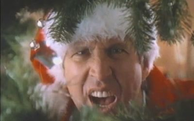 What's that funny squeaking noise?BEST xmas movie