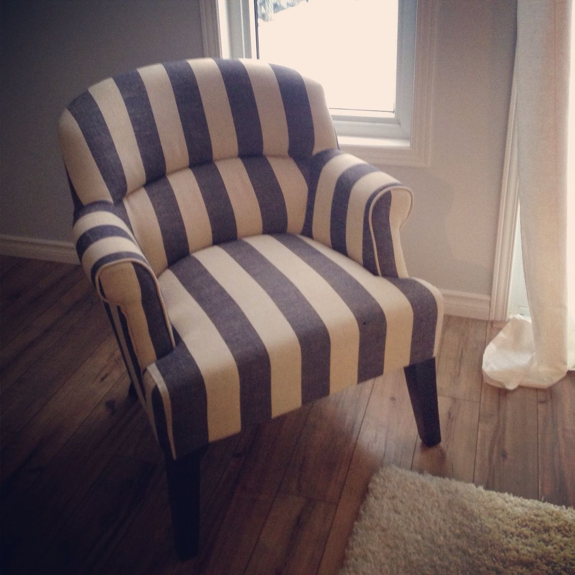 Beautiful Chair From HomeSense Canada