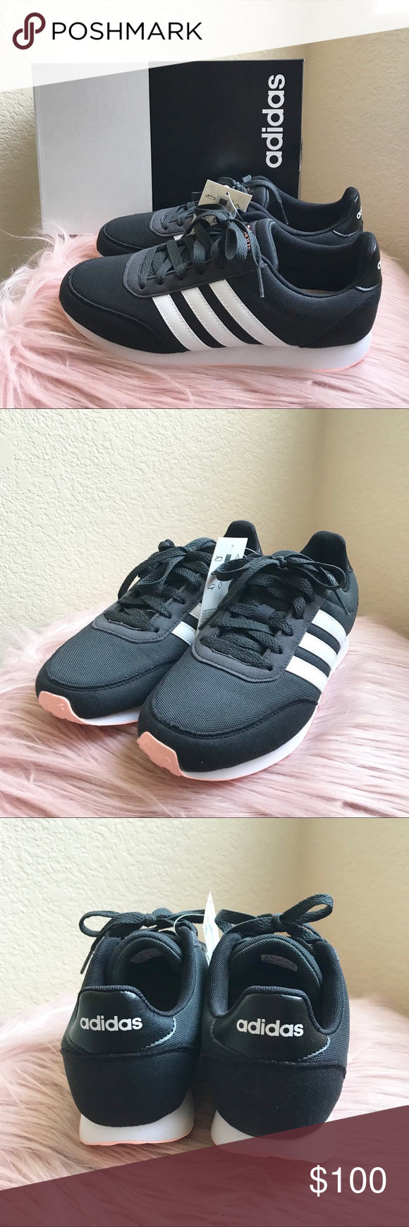 Adidas V Racer 2.0 Sneakers New. Never used. adidas Shoes ...