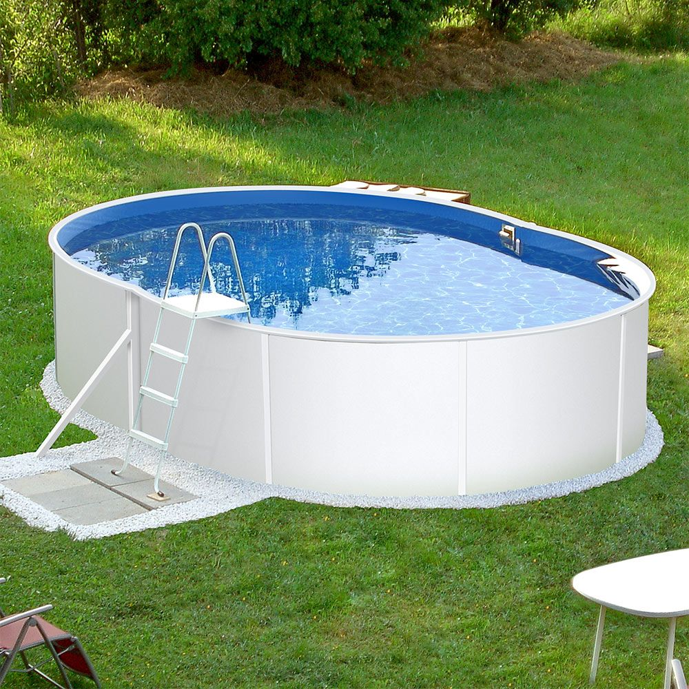 Gunstige Stahlwand Ovalpools Ovaler Pool Ovalpool Pool