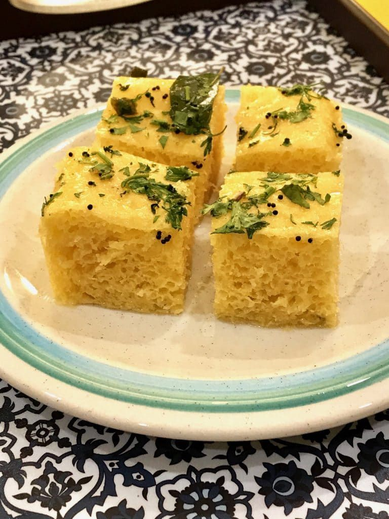 Khaman dhokla recipe small plates tasty and snacks forumfinder Images