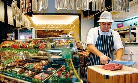 Emirates | meat shop | Meat shop, Butcher shop, Shopping