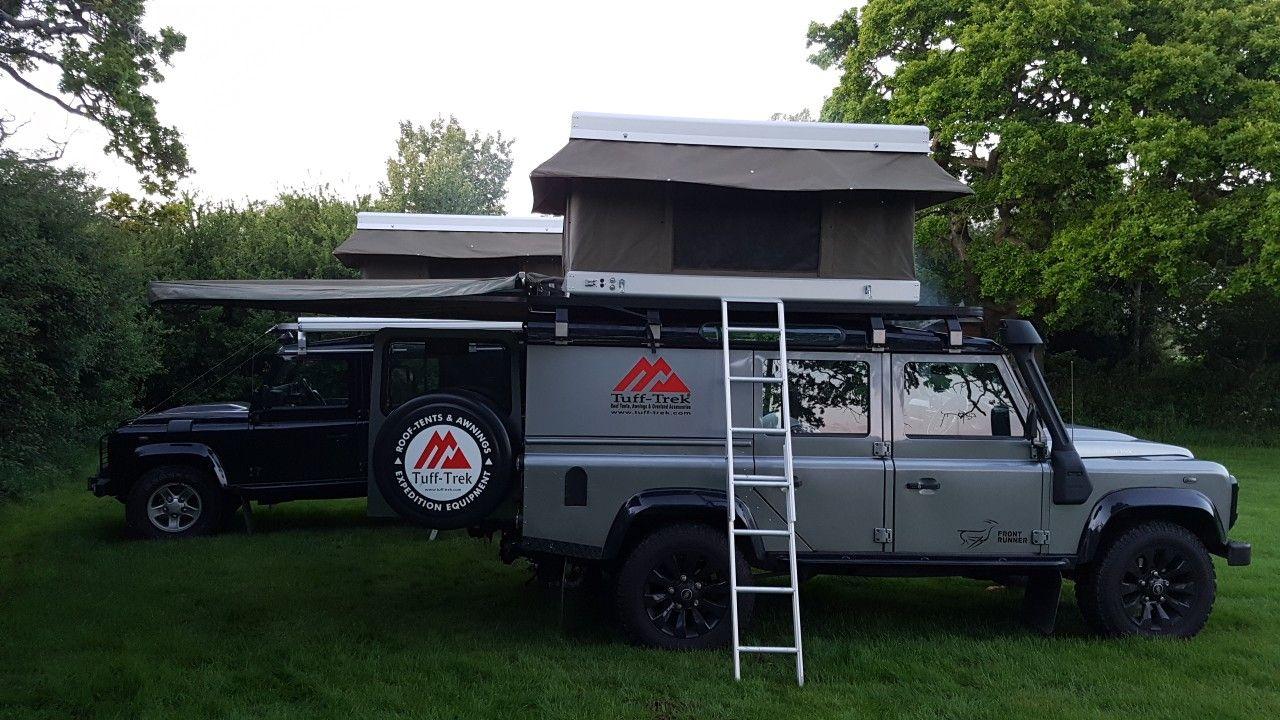Bundutec Electric Aluminium Roof Tents Www Tuff Trek Com