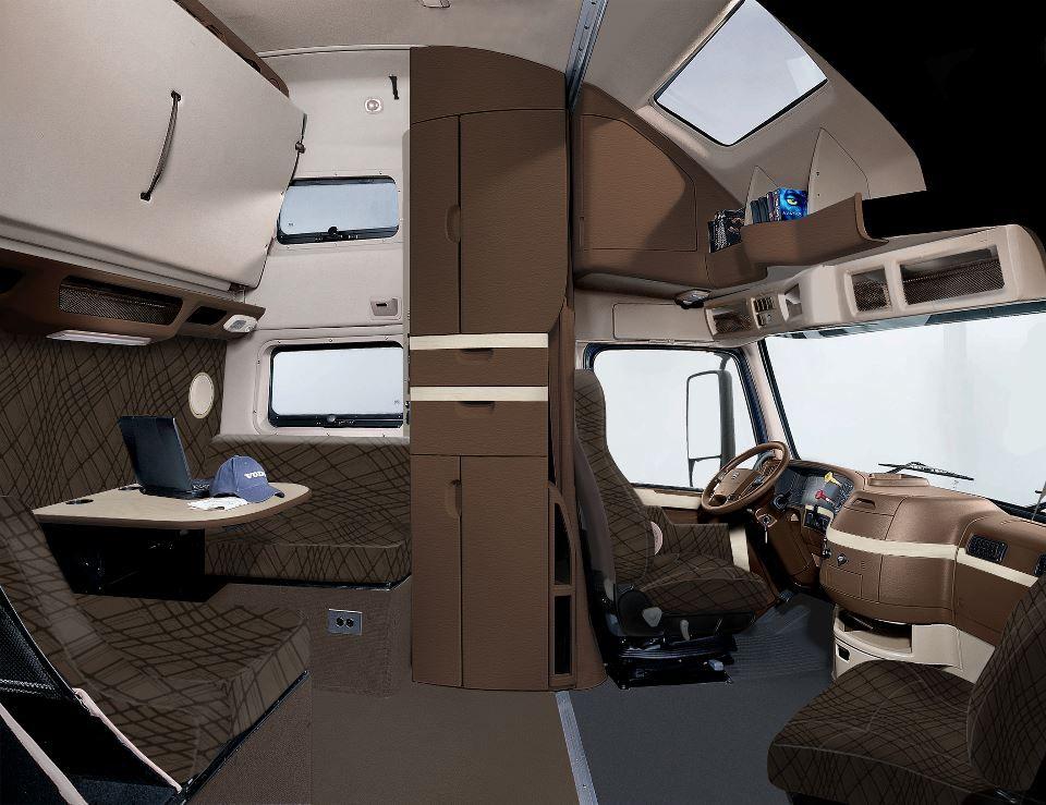 Volvo Vnl 780 Interior Cabin Trucking Semi Trucks Trucks Volvo