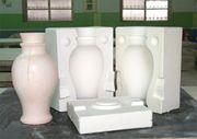 注漿石膏模製作
