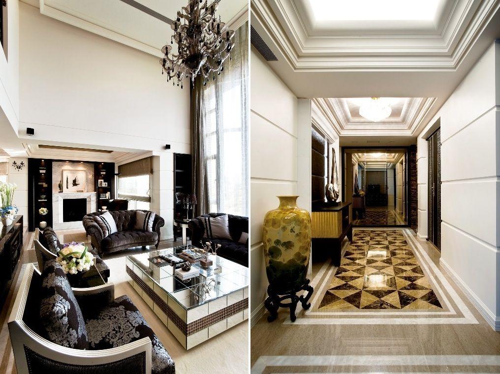 Contemporary Classic Home Classic Home Decor Contemporary Home