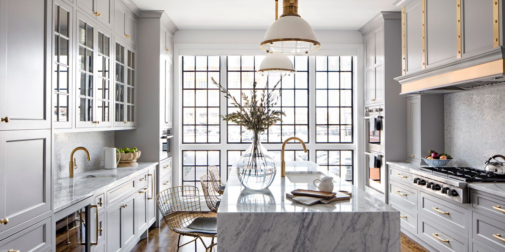 Open Kitchen | Bria Hammel Interiors | Kitchens | Pinterest | Open ...