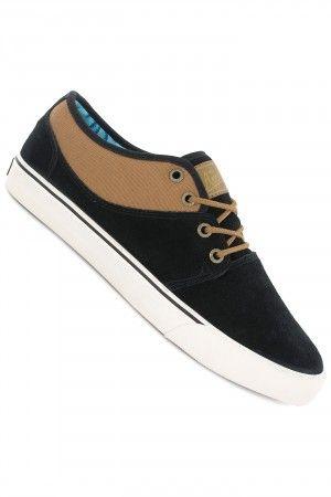 8db34c54c2 Globe Mahalo Shoe (black brown)