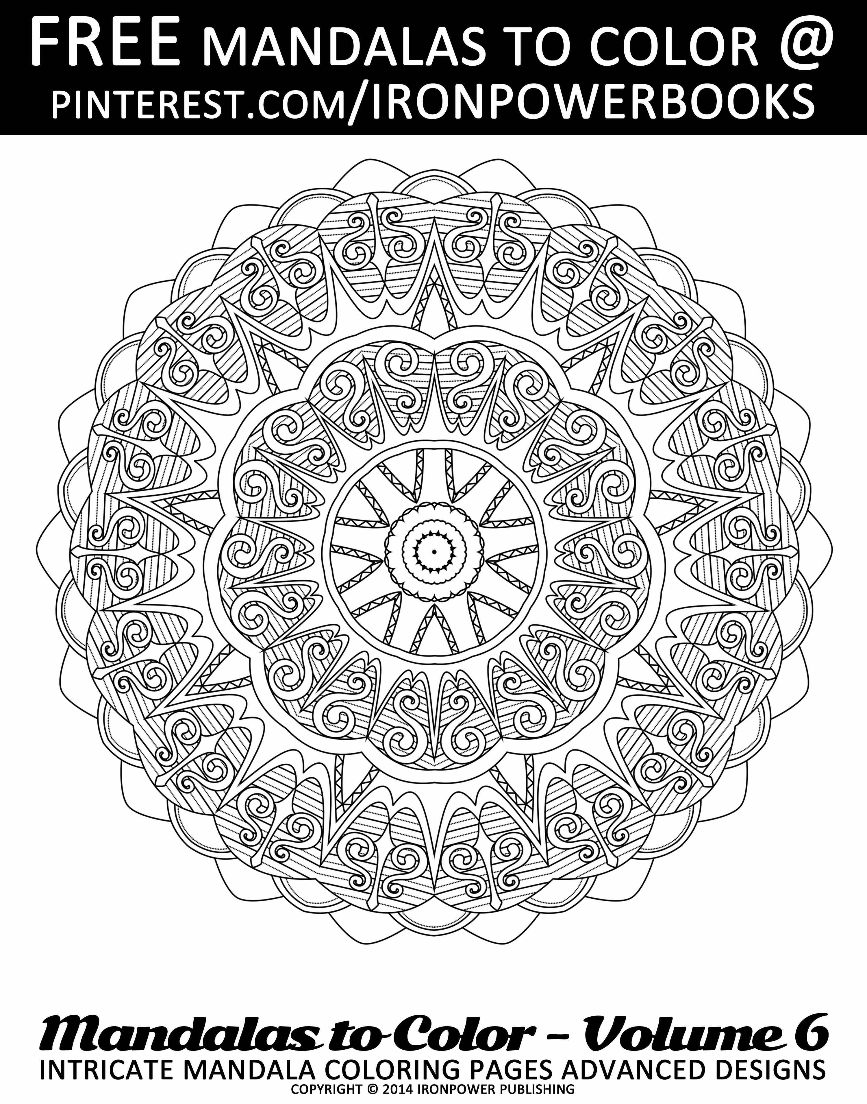 Free Printable Intricate Mandala Coloring Page Color For Hours And Hours Follow Our Boards For More Mandala Coloring Pages Mandala Coloring Coloring Pages