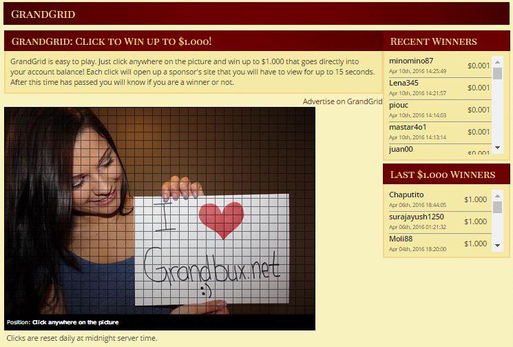 PERU MEJORES PTC GANA USD 100 : ¿Qué es Grandbux?Es un producto de Grandteam LLC r...