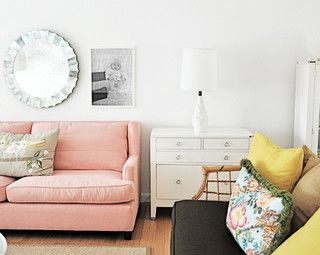 Mix and Match Furniture :: House Tour: Sara Hicks Malone by decor8, via Flickr