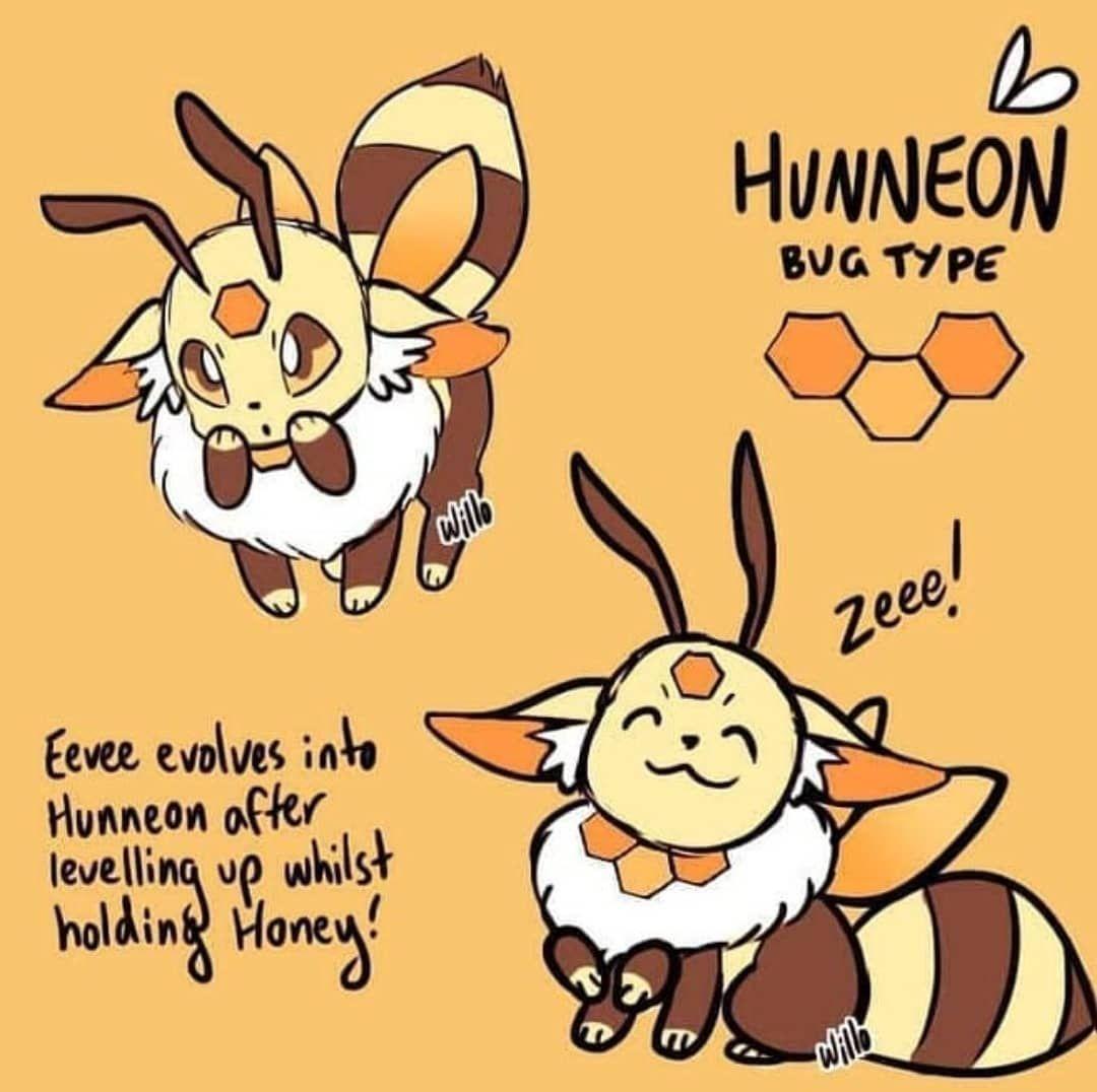Mallow S Husband On Instagram If This Was Real It Would Honestly Be My New Favorite Eeveelution I Still Love Y Pokemon Eeveelutions Eevee Pokemon Eevee