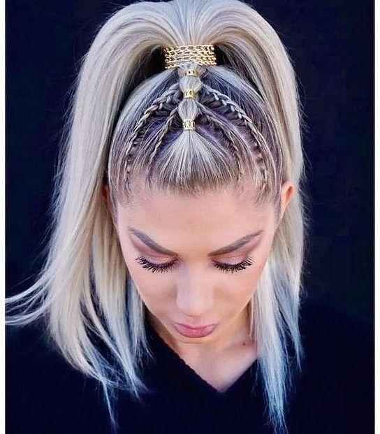 40 beautiful unique braid long hairstyles  sooshell