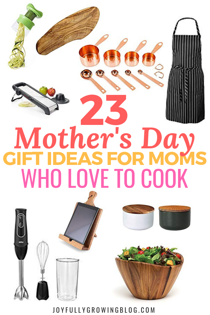 23 Unique Gifts For Cooks Foodies Best Mothers Day Gifts