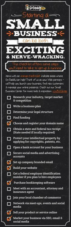 18 Step Small Business Startup Checklist Starting a small - business startup checklist